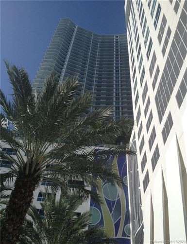 Photo of 185 SW 7th St #1801, Miami, FL 33130 (MLS # A10839627)