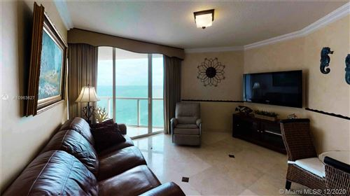 Photo of 16699 Collins Ave #3809, Sunny Isles Beach, FL 33160 (MLS # A10963627)