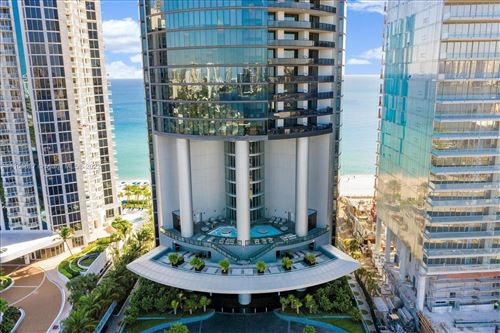Photo of 18555 Collins Ave #2003, Sunny Isles Beach, FL 33160 (MLS # A11105627)