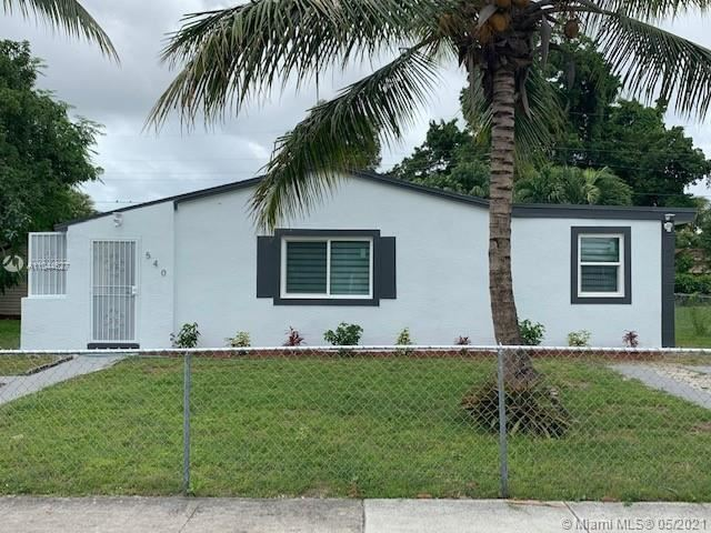 540 NW 194th Ter, Miami Gardens, FL 33169 - #: A11044627