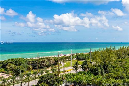 Photo of 100 Bayview Dr #1108, Sunny Isles Beach, FL 33160 (MLS # A10927628)