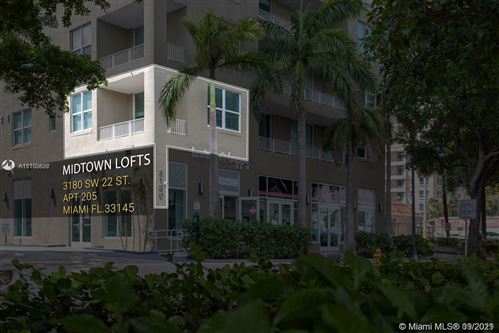 Photo of 3180 SW 22nd Ter #205, Miami, FL 33145 (MLS # A11105628)
