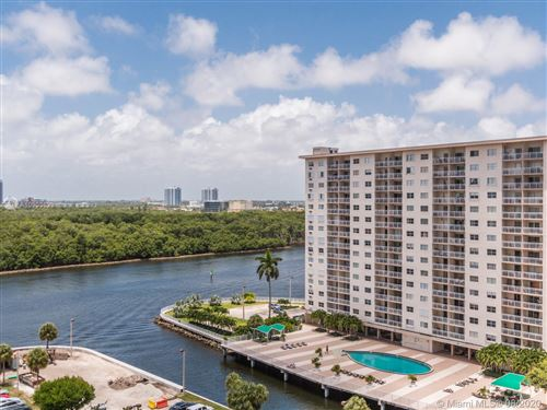 Photo of 500 Bayview Dr #1119, Sunny Isles Beach, FL 33160 (MLS # A10903629)