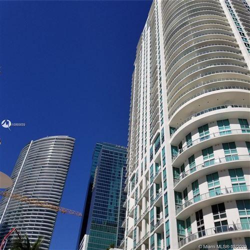Photo of 300 S Biscayne Blvd #L-812, Miami, FL 33131 (MLS # A10905629)