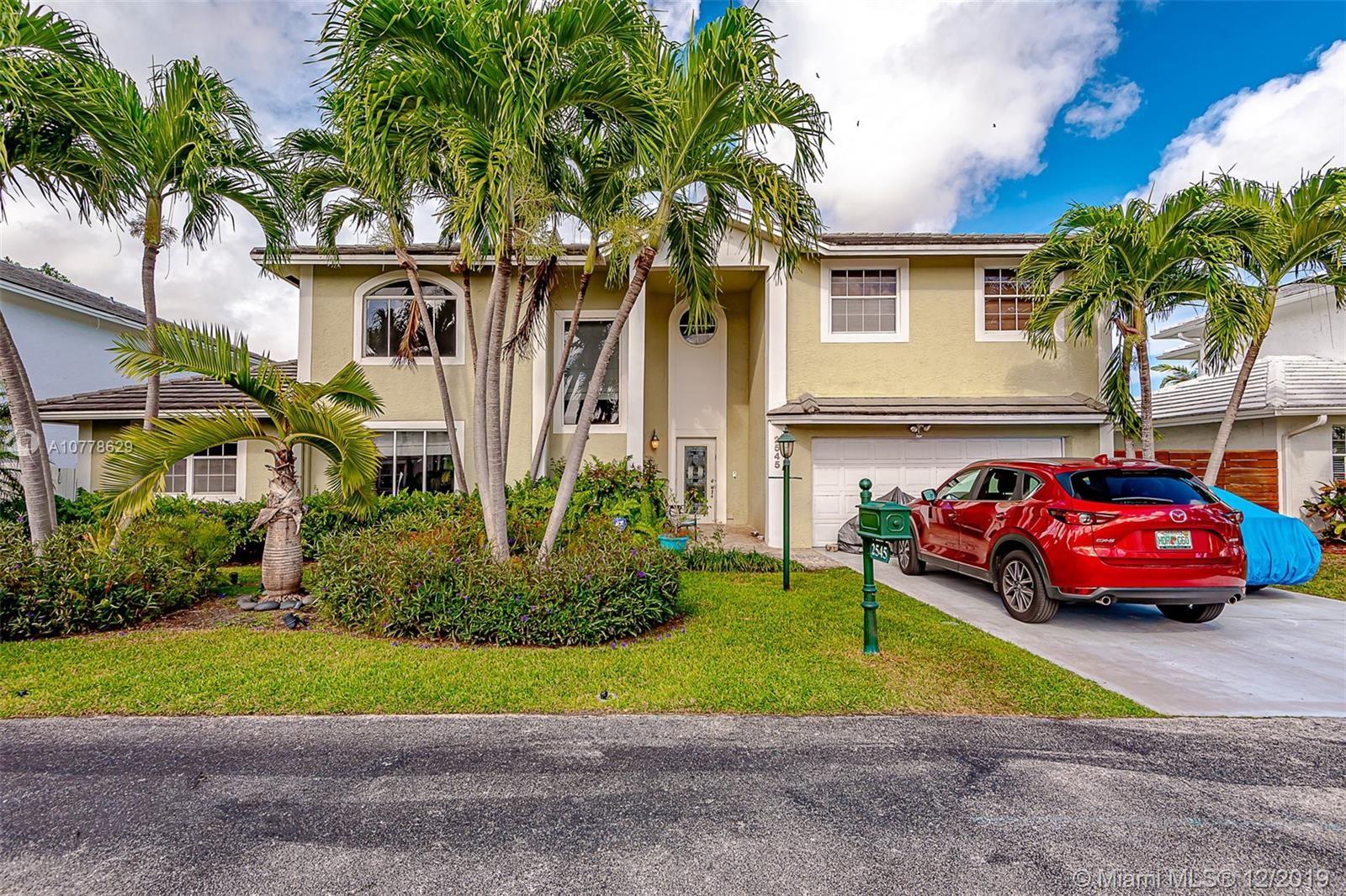2545 NE 206th Ln, Miami, FL 33180 - #: A10778629
