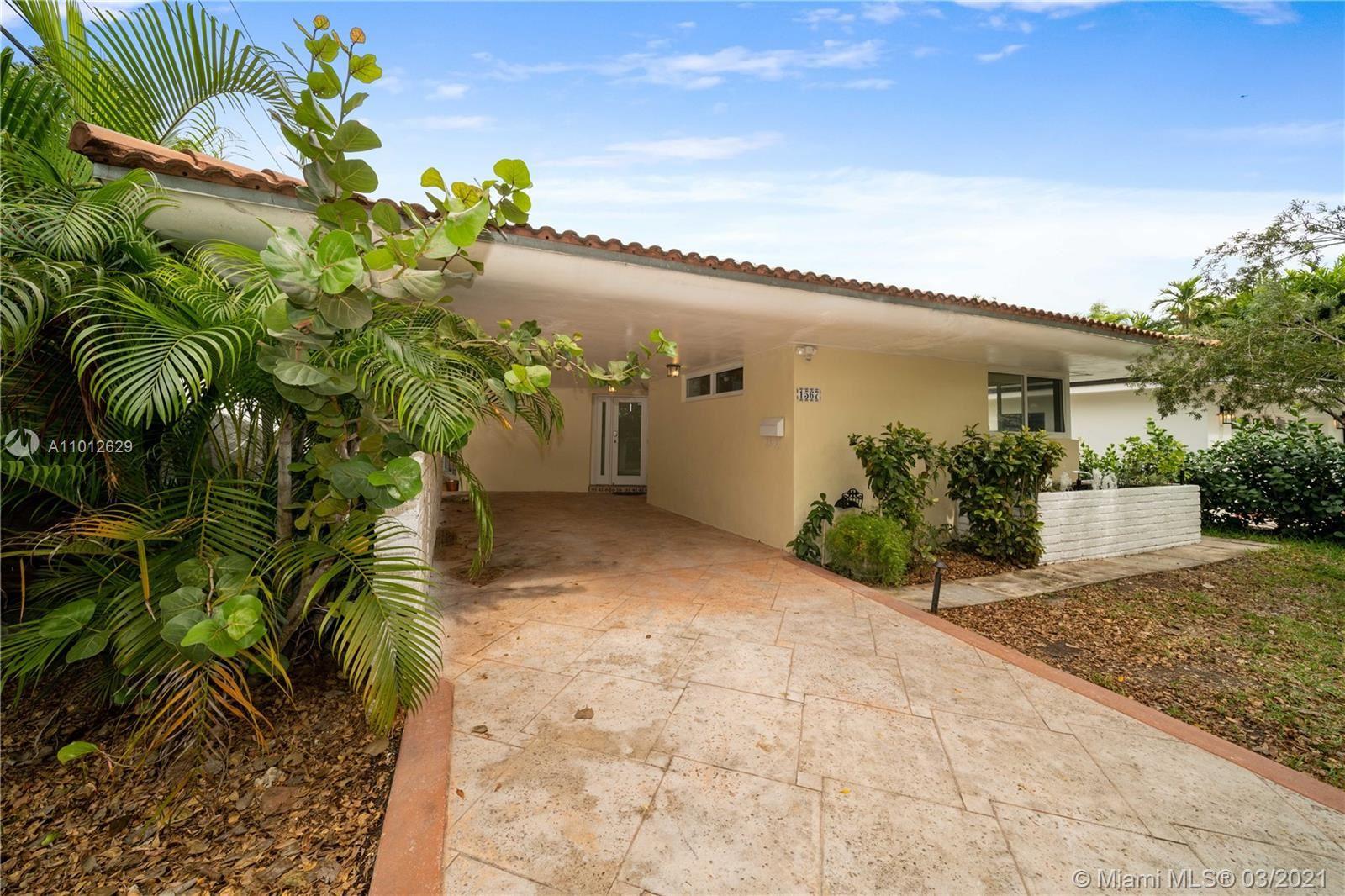 1567 Plasentia Ave, Coral Gables, FL 33134 - #: A11012629