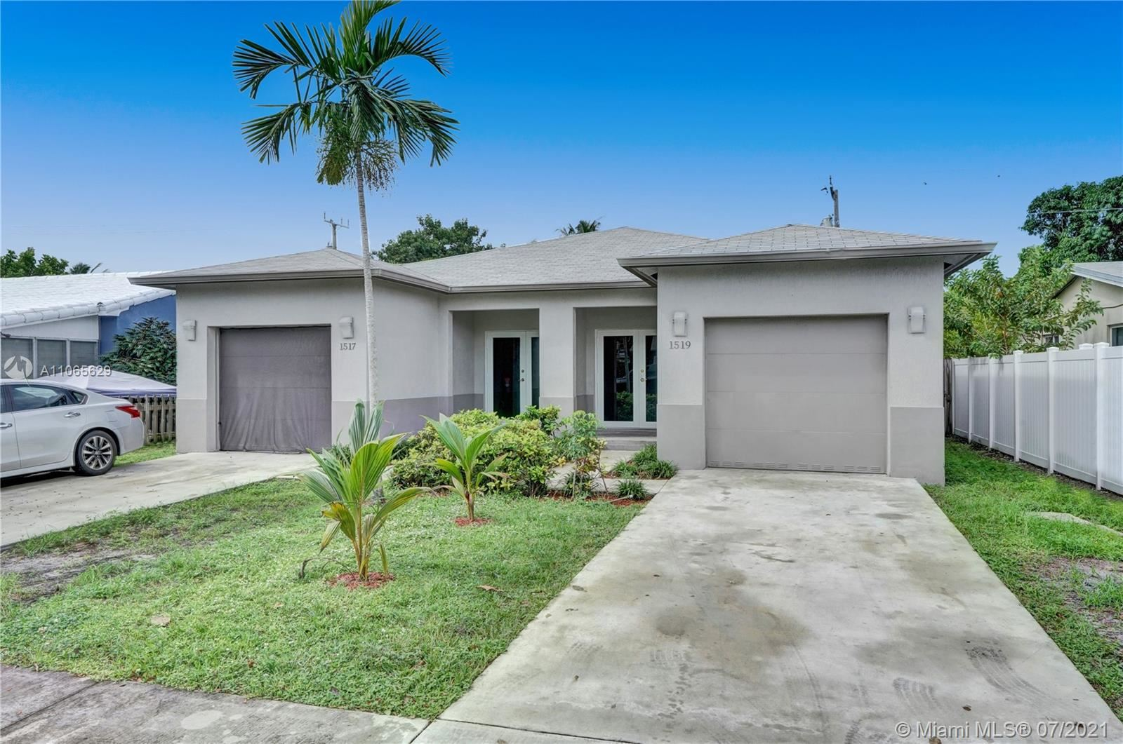 Photo of 1519 NE 3rd Ave, Fort Lauderdale, FL 33304 (MLS # A11065629)