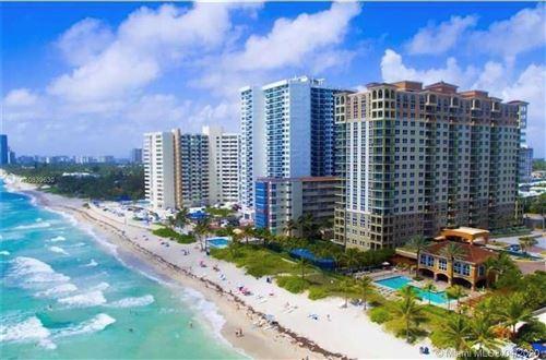 Photo of 2080 S Ocean Drive #103, Hallandale Beach, FL 33009 (MLS # A10839630)