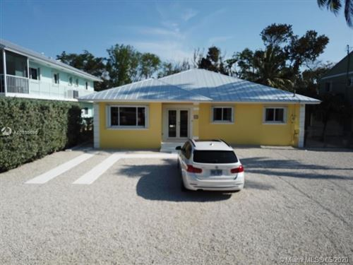 Photo of Listing MLS a10853630 in 110 Marina Ave Key Largo FL 33037