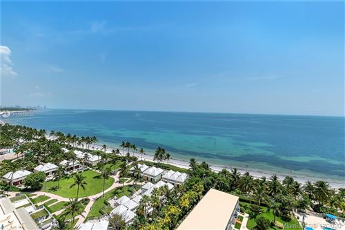 Photo of 881 Ocean Dr #14G, Key Biscayne, FL 33149 (MLS # A10968630)