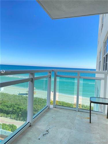 Photo of 6917 SW Collins Ave #904, Miami Beach, FL 33141 (MLS # A11043630)