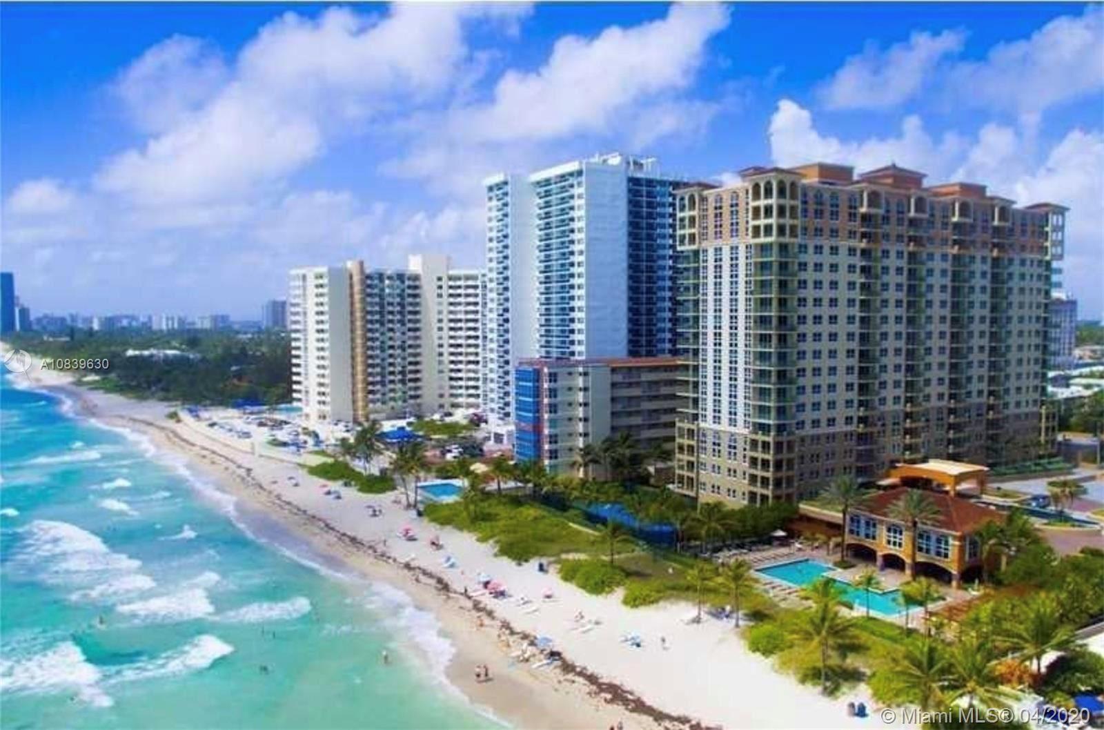 2080 S Ocean Drive #103, Hallandale Beach, FL 33309 - #: A10839630