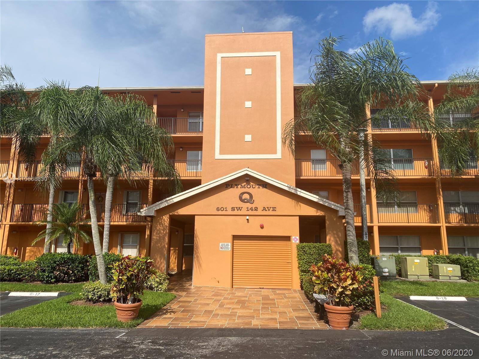 601 SW 142nd Ave #210Q, Pembroke Pines, FL 33027 - #: A10868630