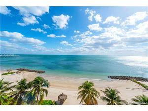 Photo of Listing MLS a10043631 in 7964 FISHER ISLAND DRIVE #7964 Fisher Island FL 33109