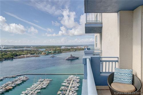 Photo of 90 Alton Rd #2701, Miami Beach, FL 33139 (MLS # A10975631)