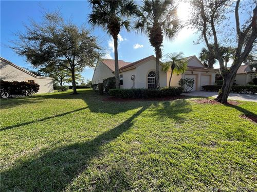 Photo of 7712 Coral Lake Dr, Delray Beach, FL 33446 (MLS # A10999631)