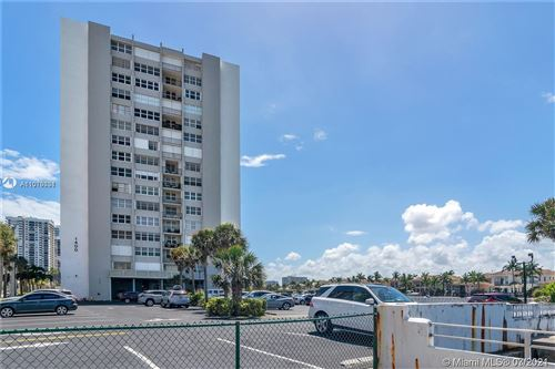 Photo of 1400 S Ocean Dr #408, Hollywood, FL 33019 (MLS # A11075631)