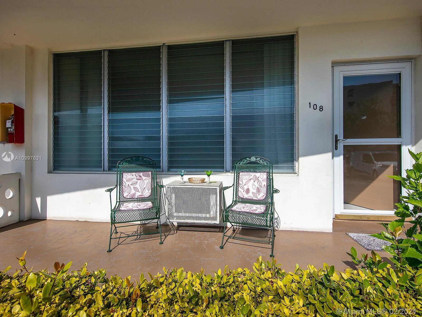 Photo of 3177 S Ocean Dr #108, Hallandale Beach, FL 33009 (MLS # A10997631)
