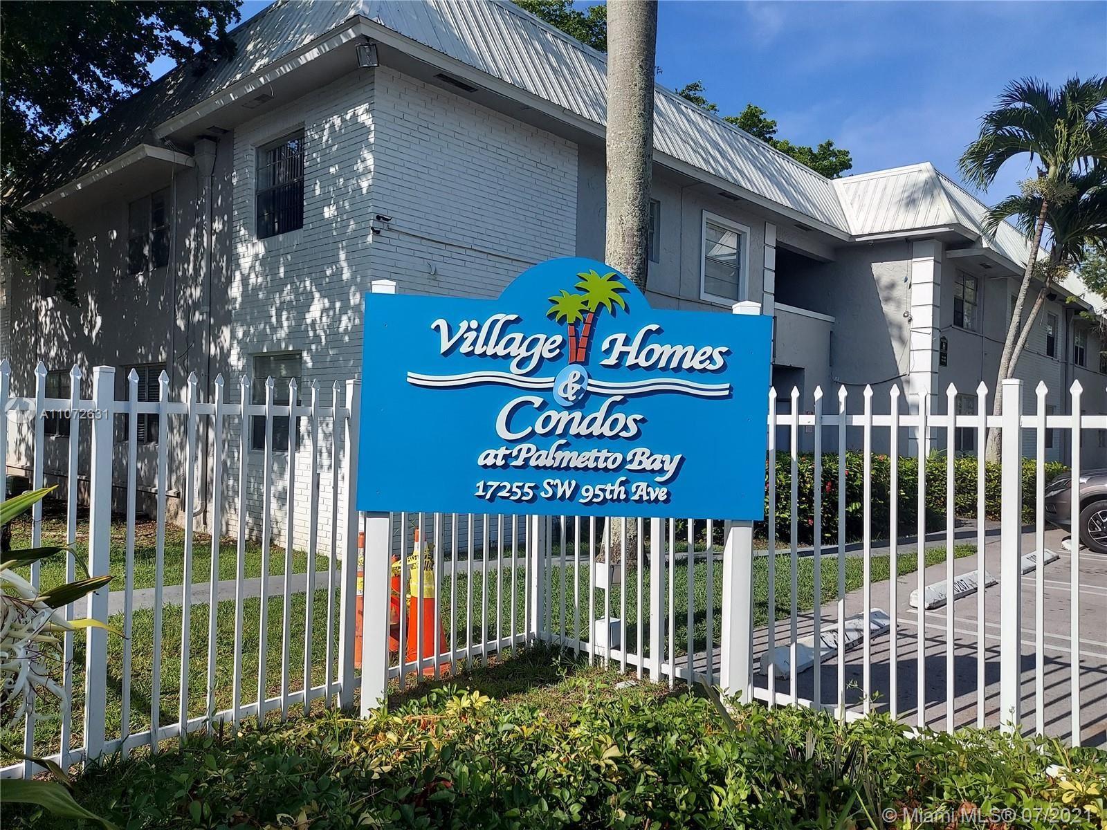 17255 SW 95th Ave #261, Palmetto Bay, FL 33157 - #: A11072631