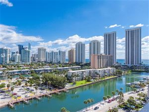 Photo of 500 Bayview Dr #1427, Sunny Isles Beach, FL 33160 (MLS # A10661632)