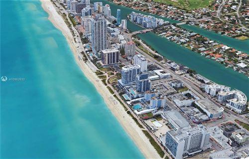 Photo of 6515 Collins Ave #1602, Miami Beach, FL 33141 (MLS # A10952632)