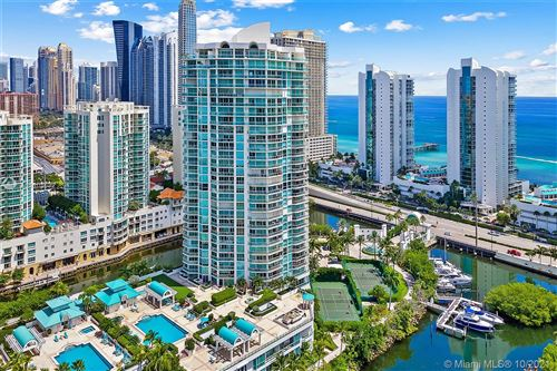 Photo of 16400 Collins Ave #PH46, Sunny Isles Beach, FL 33160 (MLS # A11103632)