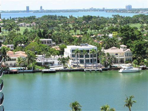 Photo of 5701 Collins Ave #1701, Miami Beach, FL 33140 (MLS # A11115632)
