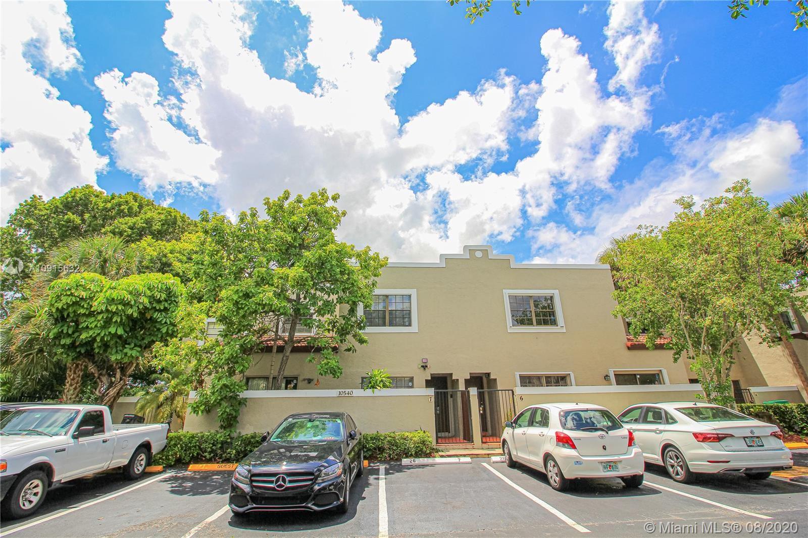 10540 SW 154th Ct #7, Miami, FL 33196 - #: A10915632