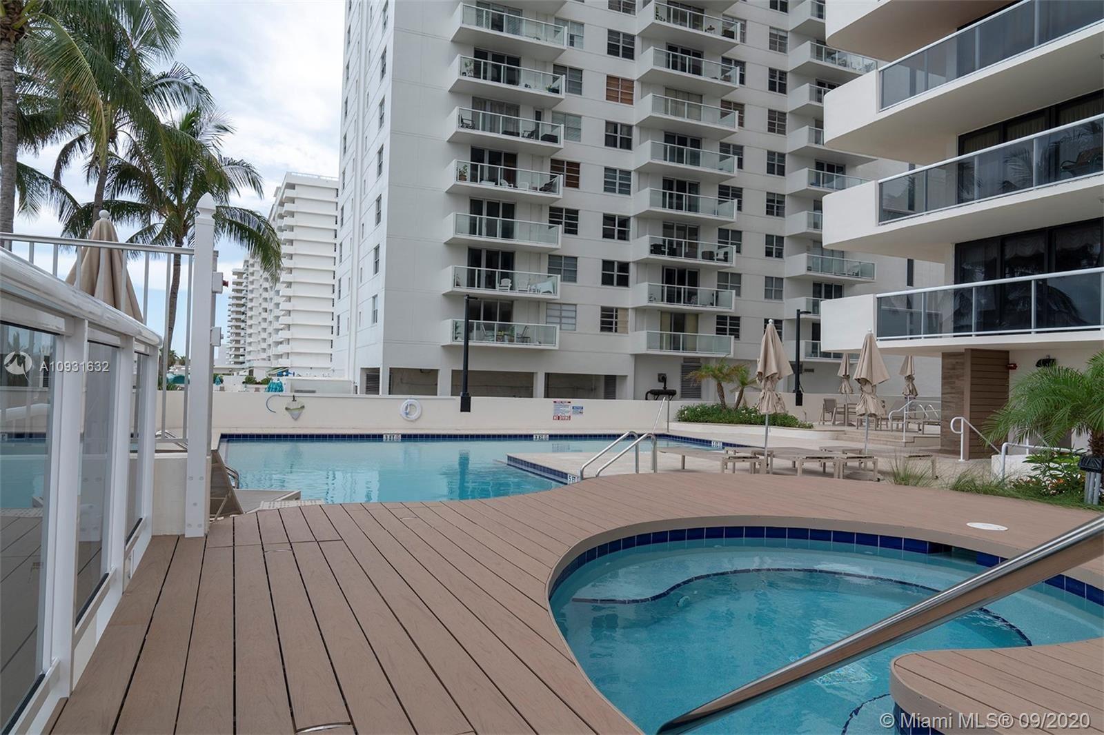 Photo of 5757 Collins Ave #402, Miami Beach, FL 33140 (MLS # A10931632)