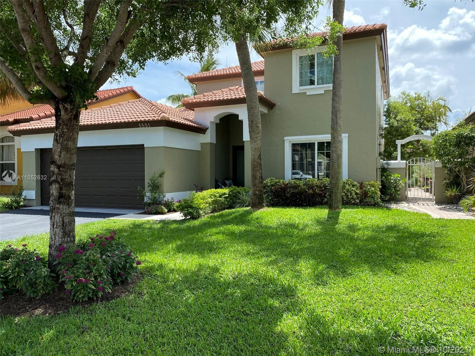 5551 NW 50th Ave, Coconut Creek, FL 33073 - #: A11052632