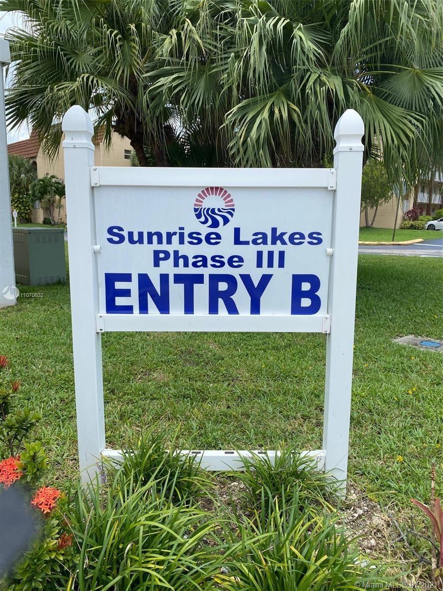 2721 N Pine Island Rd #307, Sunrise, FL 33322 - #: A11070632