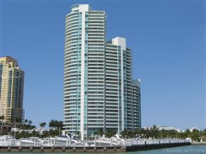 Photo of 1000 S Pointe Dr #2801, Miami Beach, FL 33139 (MLS # A10620633)