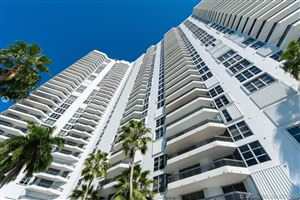 Photo of Listing MLS a10712633 in 19101 Mystic Pointe Dr #702 Aventura FL 33180