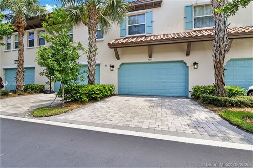 Tiny photo for 4003 Cascada Cir #4003, Cooper City, FL 33024 (MLS # A10885633)
