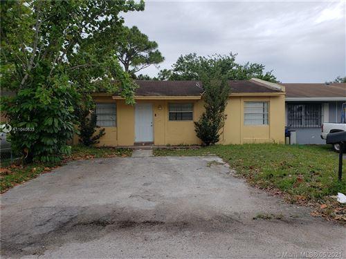 Photo of 19464 NW 30th Ct, Miami Gardens, FL 33056 (MLS # A11040633)