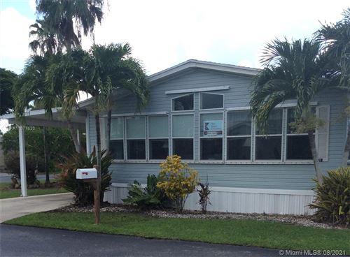 Photo of 34813 SW 188 Way #486, Homestead, FL 33034 (MLS # A11077633)