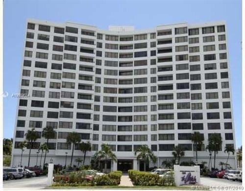 Photo of 3505 S Ocean Dr #1112, Hollywood, FL 33019 (MLS # A10669634)