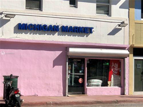 Photo of 531 Michigan Ave, Miami Beach, FL 33139 (MLS # A10987634)