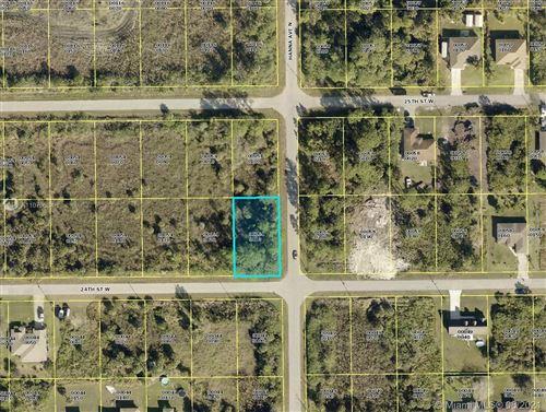 Photo of 24 W 2800, Lehigh Acres, FL 31739 (MLS # A11079634)