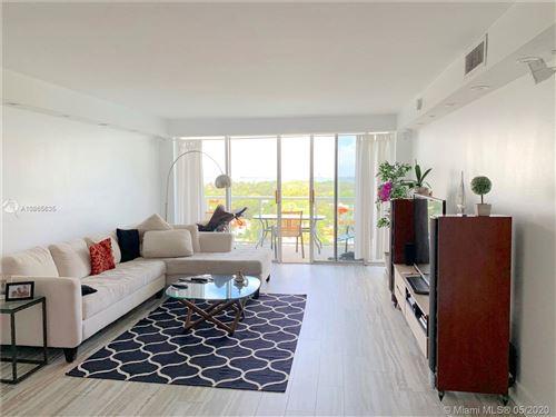 Foto de inmueble con direccion 5750 Collins Ave #11D Miami Beach FL 33140 con MLS A10865635