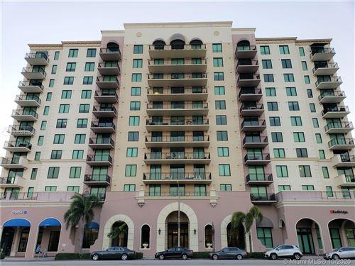 Photo of 1300 Ponce De Leon Blvd #404, Coral Gables, FL 33134 (MLS # A10942635)