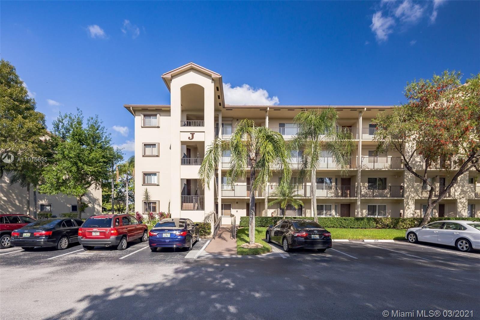 1201 SW 141st Ave #202J, Pembroke Pines, FL 33027 - #: A11015635