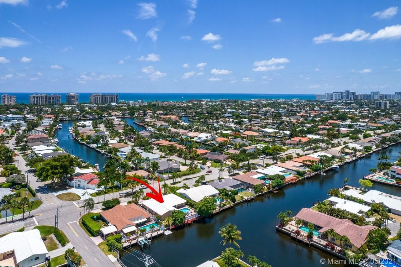 5831 Bayview Dr, Fort Lauderdale, FL 33308 - #: A11048635