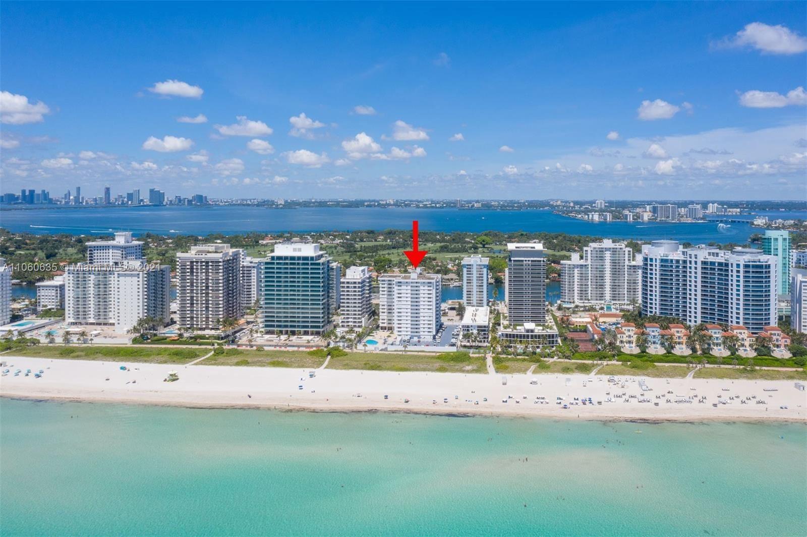 5825 Collins Ave #12F, Miami Beach, FL 33140 - #: A11060635