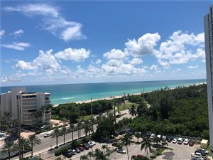 Photo of 100 Bayview Dr #1207, Sunny Isles Beach, FL 33160 (MLS # A10739636)