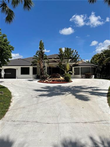 Photo of 12831 Mustang Trl, Southwest Ranches, FL 33330 (MLS # A11035636)