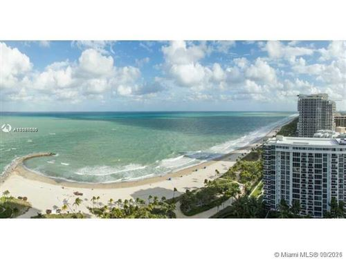 Photo of 10295 Collins Ave #1805, Bal Harbour, FL 33154 (MLS # A11097636)