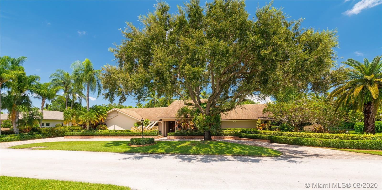 10095 SW 70th Ave, Pinecrest, FL 33156 - #: A10907636