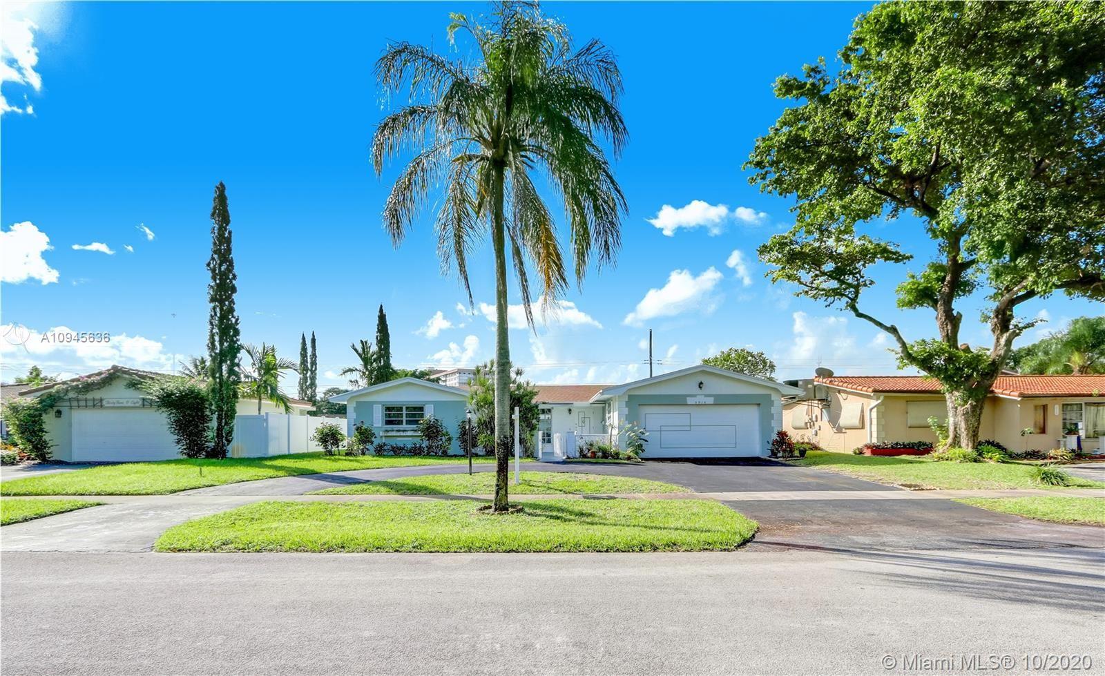 3916 Jefferson St, Hollywood, FL 33021 - #: A10945636