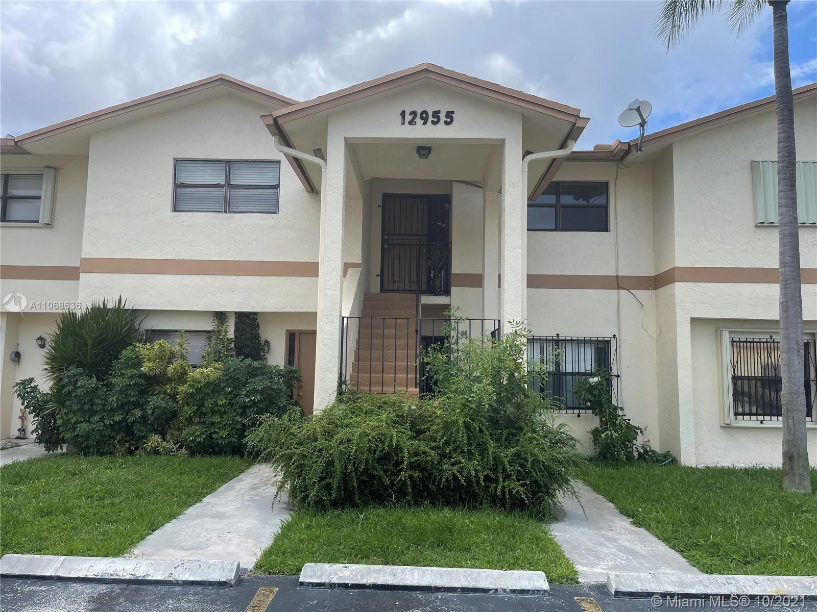 12955 SW 66th Ln #208-2, Miami, FL 33183 - #: A11068636